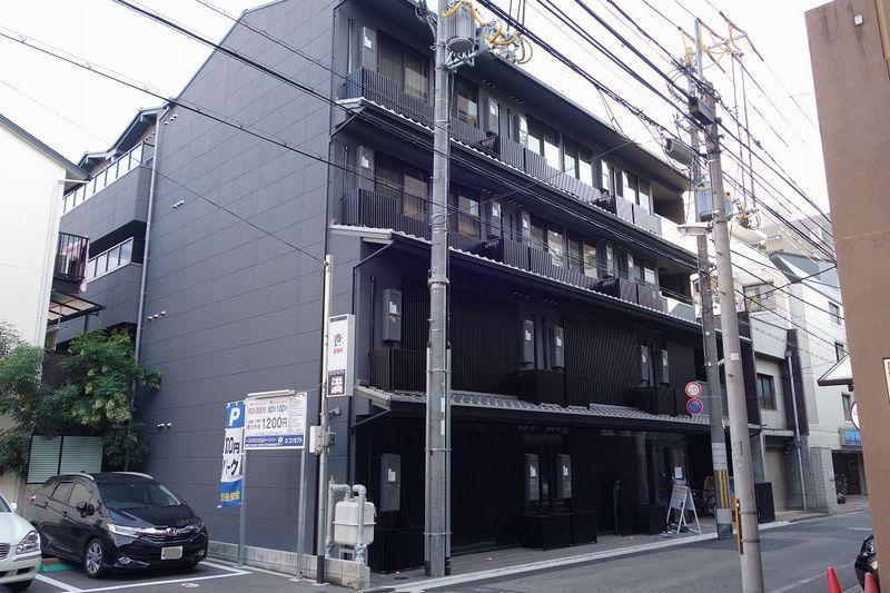 ジャパンホテルズ 五条室町 烏丸五条